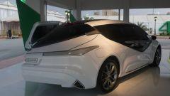 Tesco TS Rockets, l'auto disegnata da Gheddafi - Immagine: 8