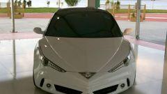 Tesco TS Rockets, l'auto disegnata da Gheddafi - Immagine: 3