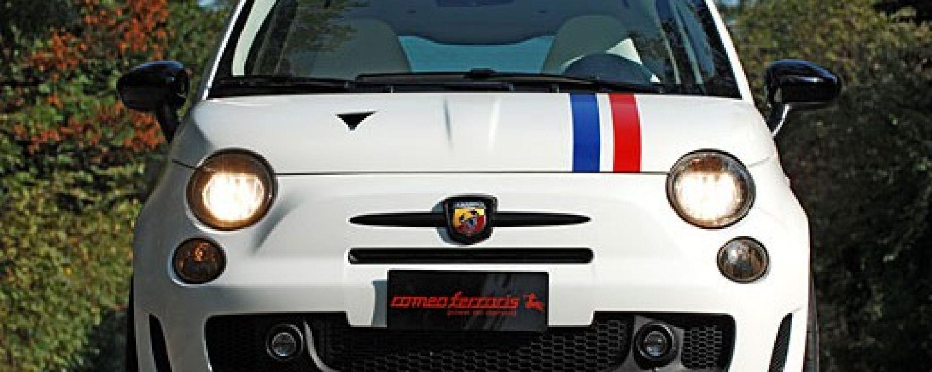 500 Monza by Romeo Ferraris