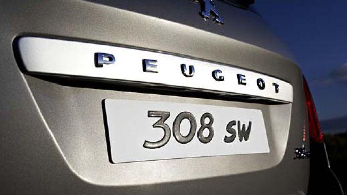 Immagine 3: Peugeot 308 SW