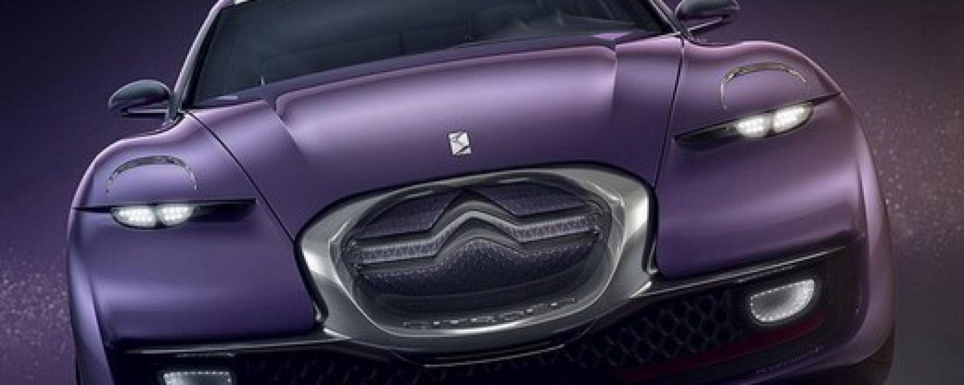 Citroën DS Revolte