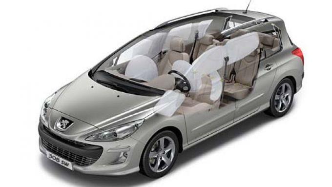 Immagine 5: Peugeot 308 SW