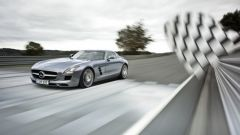 Mercedes SLS AMG Gullwing - Immagine: 1