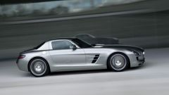 Mercedes SLS AMG Gullwing - Immagine: 4