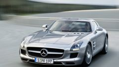 Mercedes SLS AMG Gullwing - Immagine: 5