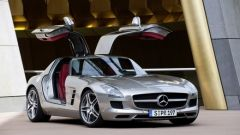 Mercedes SLS AMG Gullwing - Immagine: 12