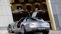 Mercedes SLS AMG Gullwing - Immagine: 13