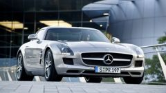 Mercedes SLS AMG Gullwing - Immagine: 15