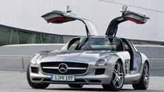 Mercedes SLS AMG Gullwing - Immagine: 16