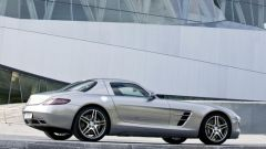 Mercedes SLS AMG Gullwing - Immagine: 17