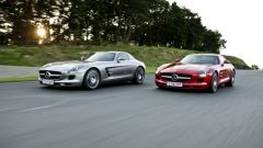 Mercedes SLS AMG Gullwing - Immagine: 18