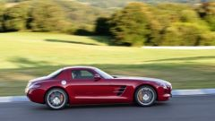 Mercedes SLS AMG Gullwing - Immagine: 21