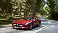 Mercedes SLS AMG Gullwing - Immagine: 22