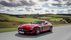 Mercedes SLS AMG Gullwing - Immagine: 23