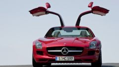 Mercedes SLS AMG Gullwing - Immagine: 27
