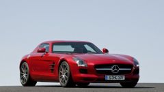 Mercedes SLS AMG Gullwing - Immagine: 28
