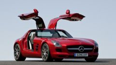 Mercedes SLS AMG Gullwing - Immagine: 29