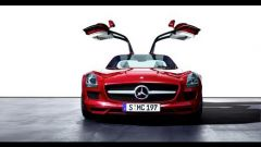 Mercedes SLS AMG Gullwing - Immagine: 32