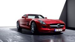 Mercedes SLS AMG Gullwing - Immagine: 33