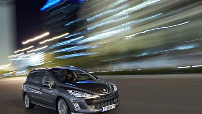 Immagine 11: Peugeot 308 SW