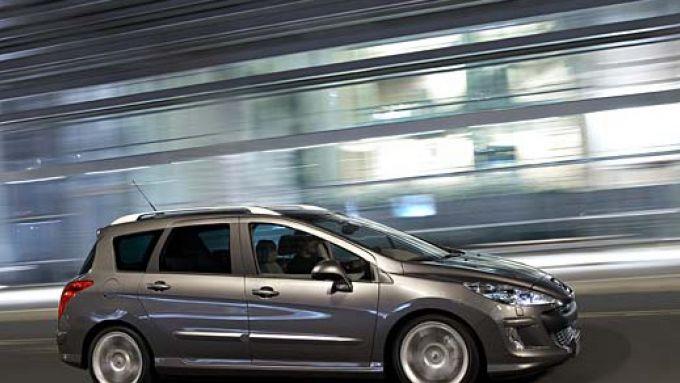 Immagine 12: Peugeot 308 SW