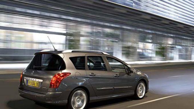 Immagine 13: Peugeot 308 SW
