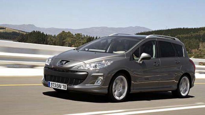 Immagine 14: Peugeot 308 SW