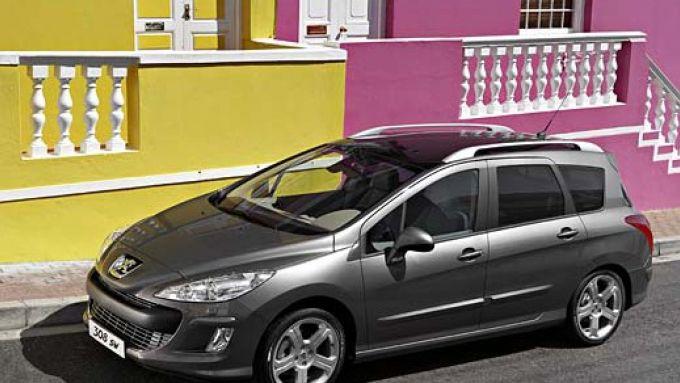 Immagine 20: Peugeot 308 SW