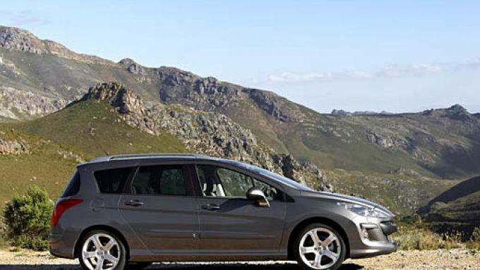 Immagine 23: Peugeot 308 SW