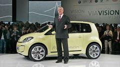 Volkswagen E-Up! - Immagine: 13