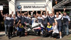 BMW: la S 1000 RR quarta al Bol d'Or - Immagine: 1