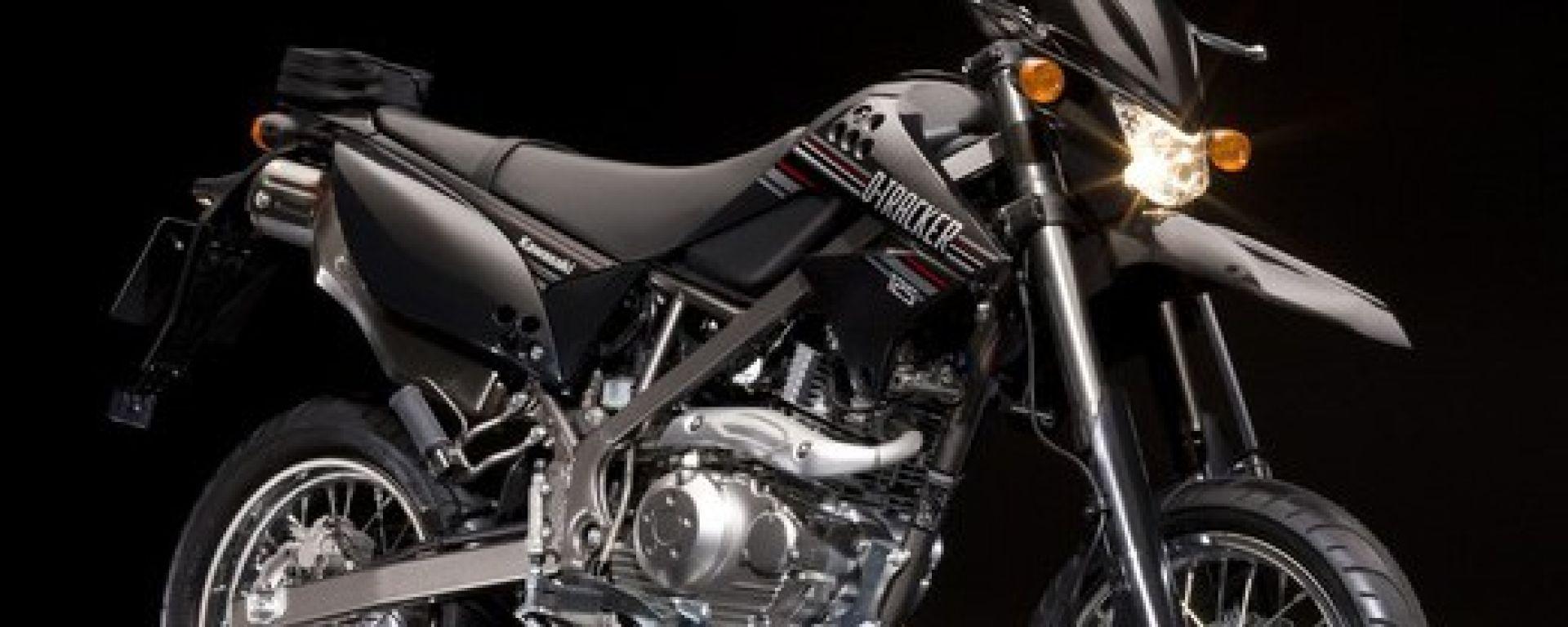 Kawasaki KLX e D-Tracker 125
