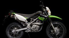 Kawasaki KLX e D-Tracker 125 - Immagine: 2