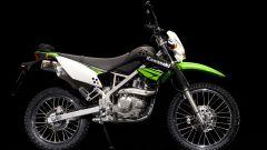 Kawasaki KLX e D-Tracker 125 - Immagine: 3