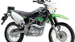 Kawasaki KLX e D-Tracker 125 - Immagine: 5