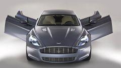 Aston Martin Rapide: 44 nuove foto - Immagine: 22