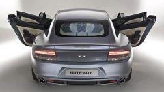 Aston Martin Rapide: 44 nuove foto - Immagine: 24