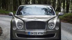 Bentley Mulsanne: le foto e i dati definitivi - Immagine: 2