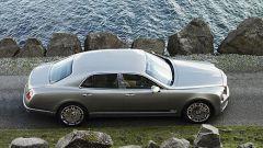 Bentley Mulsanne: le foto e i dati definitivi - Immagine: 3