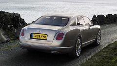 Bentley Mulsanne: le foto e i dati definitivi - Immagine: 4