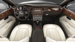 Bentley Mulsanne: le foto e i dati definitivi - Immagine: 6