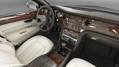 Bentley Mulsanne: le foto e i dati definitivi - Immagine: 7