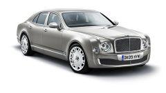 Bentley Mulsanne: le foto e i dati definitivi - Immagine: 13
