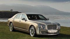 Bentley Mulsanne: le foto e i dati definitivi - Immagine: 18