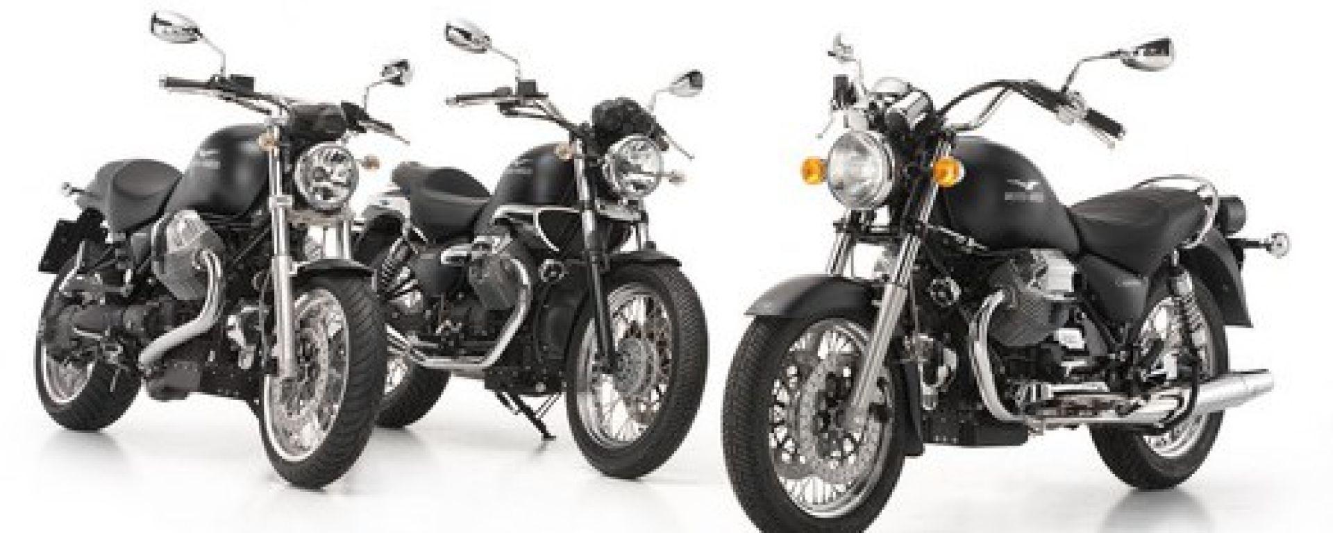 Moto Guzzi Aquila Nera