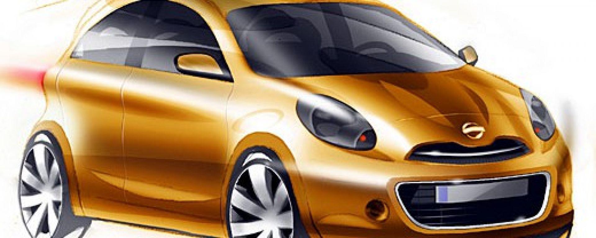 Nissan concept: è la nuova Micra?