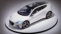 Honda CR-Z Concept II - Immagine: 18