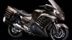 Kawasaki GTR 1400 2010 - Immagine: 2