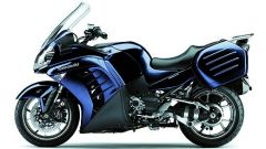 Kawasaki GTR 1400 2010 - Immagine: 4