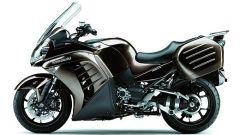 Kawasaki GTR 1400 2010 - Immagine: 7